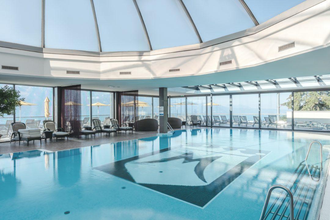 Tappa benessere nella Spa de Le Mirador Resort & Spa