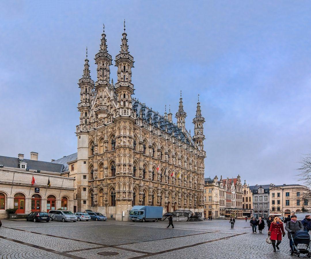 Palazzo Comunale di Lovanio (Belgio)