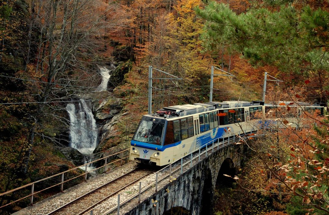 La Ferrovia Vigezzina-Centovalli