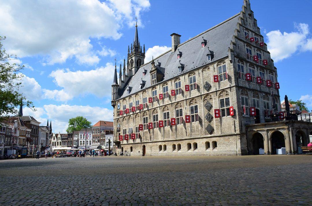 Municipio di Gouda (Olanda)