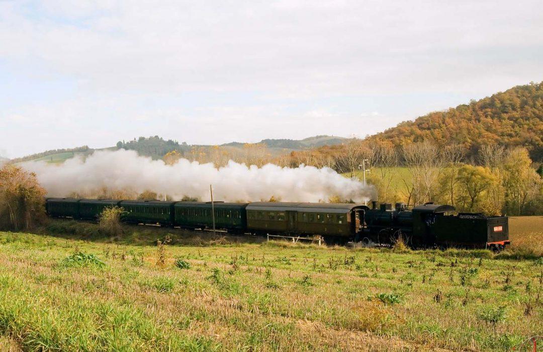 La Ferrovia della Val d'Orcia