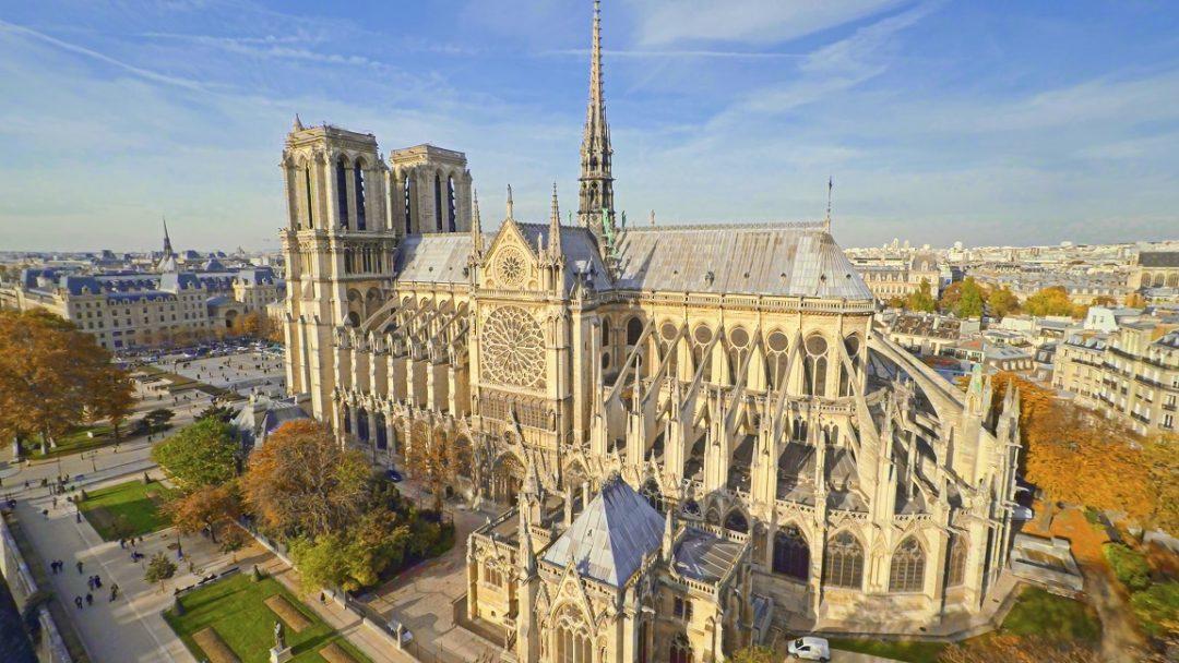 Cattedrale di Notre-Dame, Parigi (Francia)