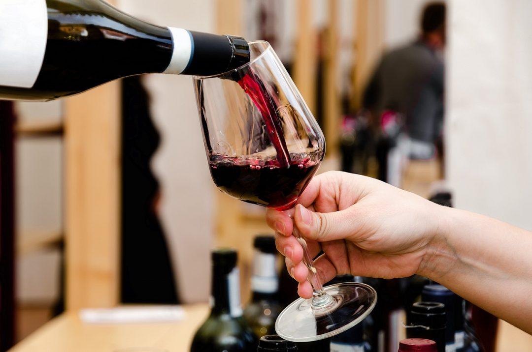 Grandi vini in fiera
