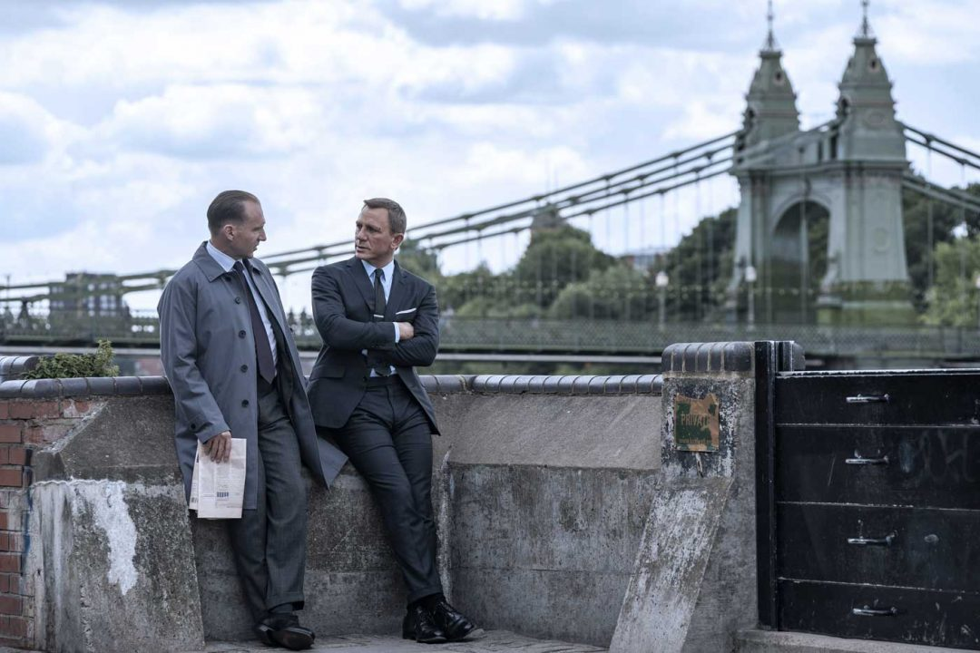 No Time to Die: le location a Londra