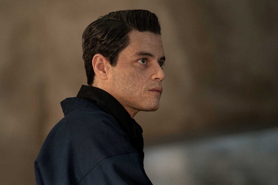 L'antagonista di Bond 25: Safin interpretato da Ramy Malek