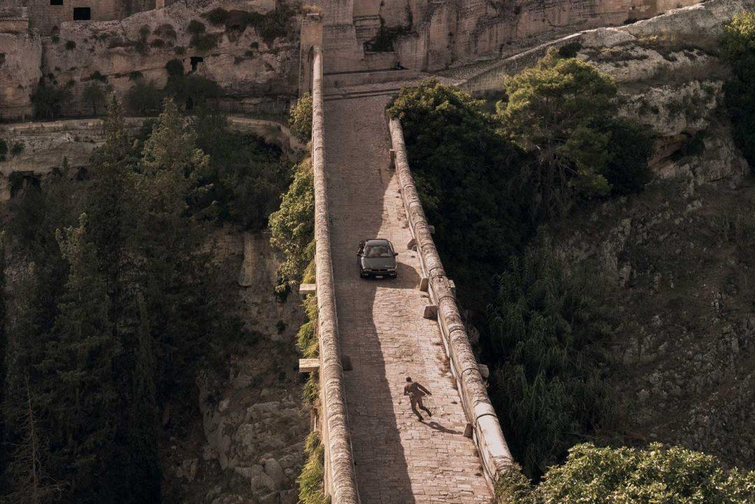 Il ponte dell'Acquedotto a Gravina di Puglia
