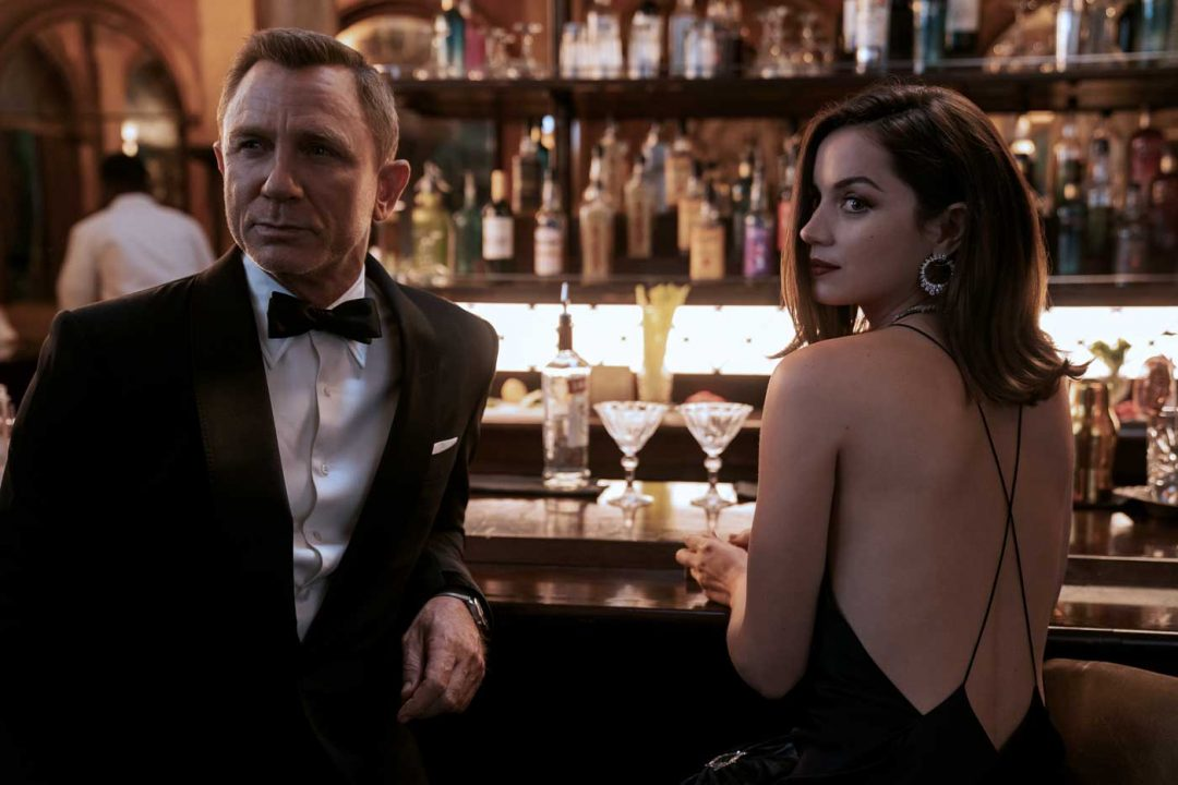 Daniel Craig in 007 No Time to Die