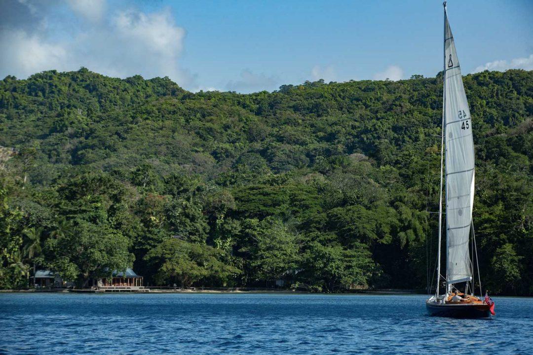 Le scene ambientate a Cuba, girate in Giamaica