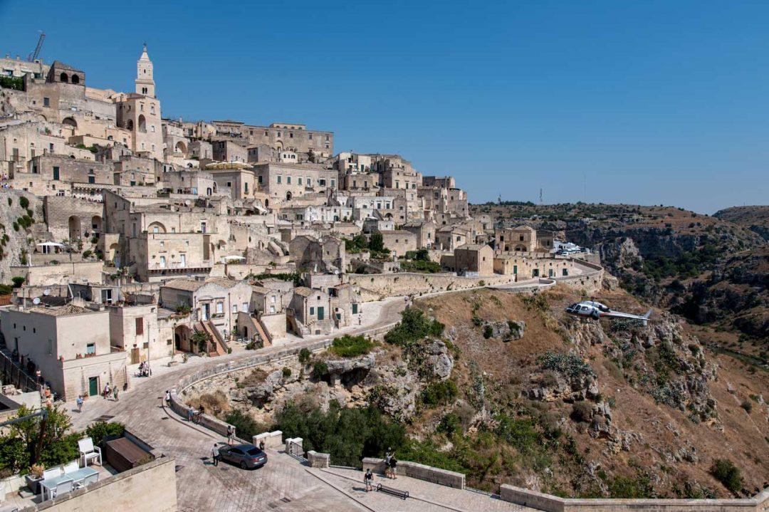 007 - No Time to Die: dove è stato girato, le location a Matera