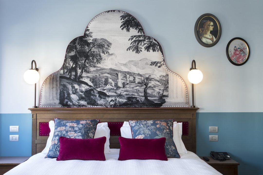Quando l'arte incontra gli hotel: le foto