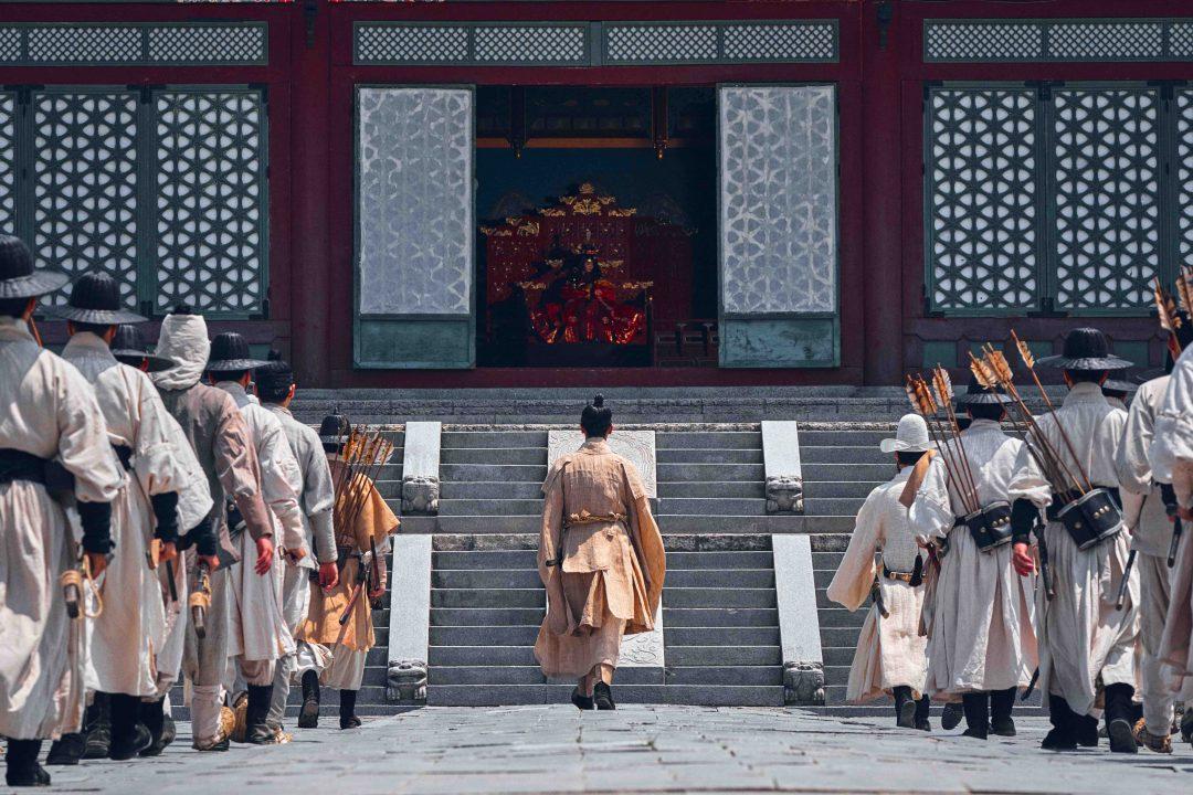Kingdom serie tv coreane da vedere su netflix