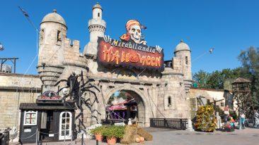 Halloween parchi a tema e divertimenti