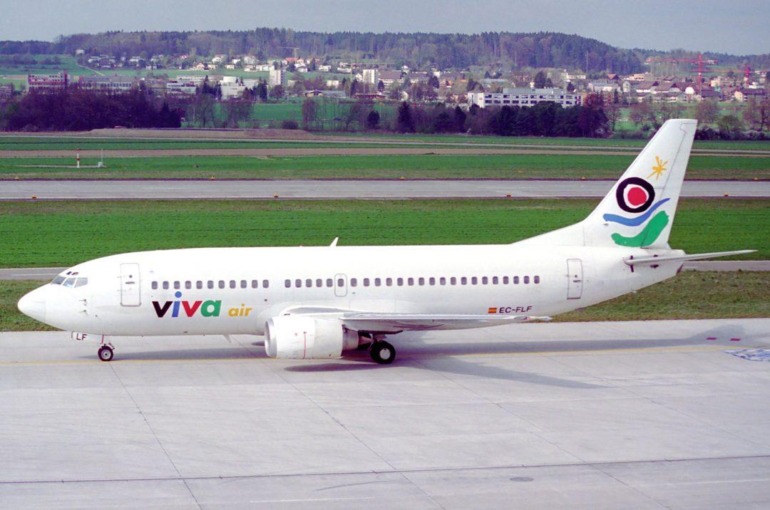 Viva Air, Colombia
