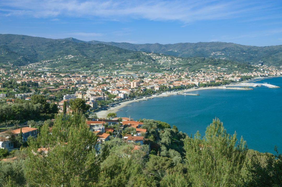 In Liguria, la Gravellata del Golfo Dianese