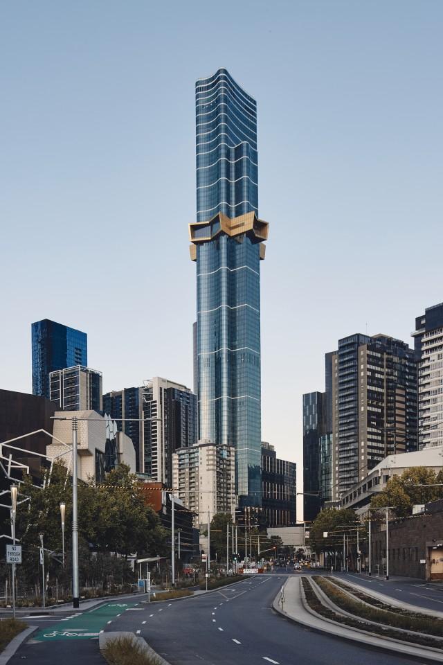 Grattacielo Australia - Melbourne