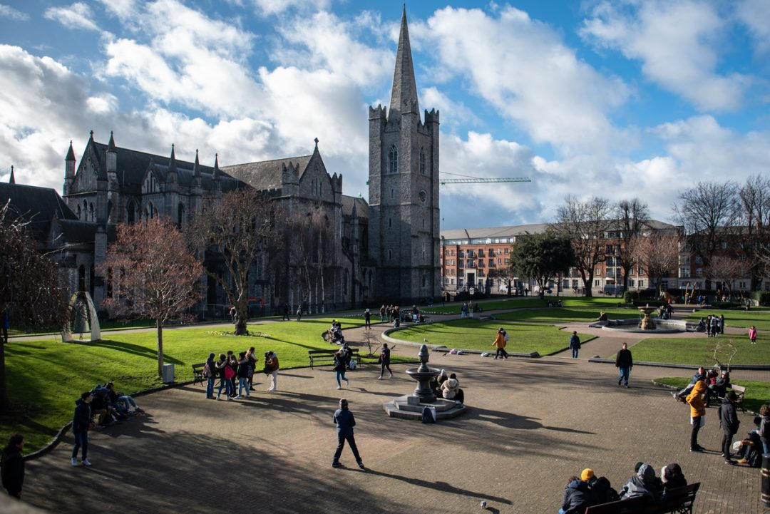 Dublino Irlanda