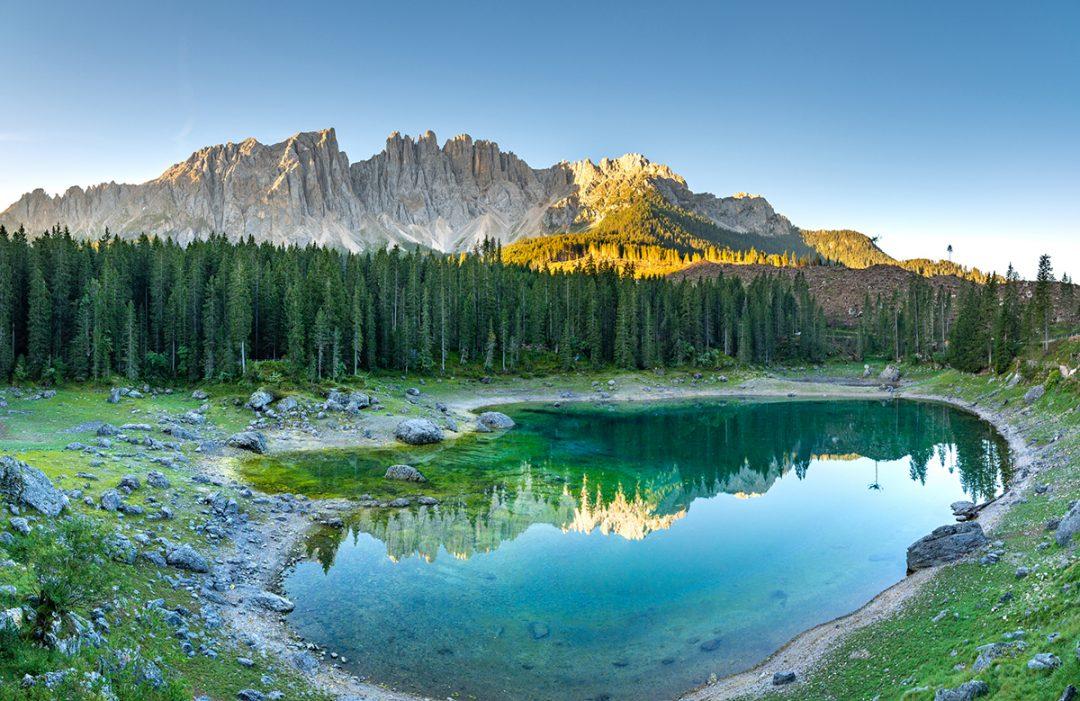 Lago di Carezza, dove mangiare