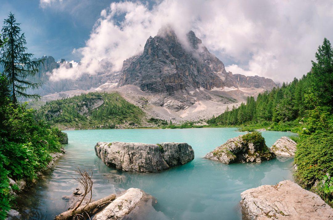 Lago di Sorapis, l'escursione