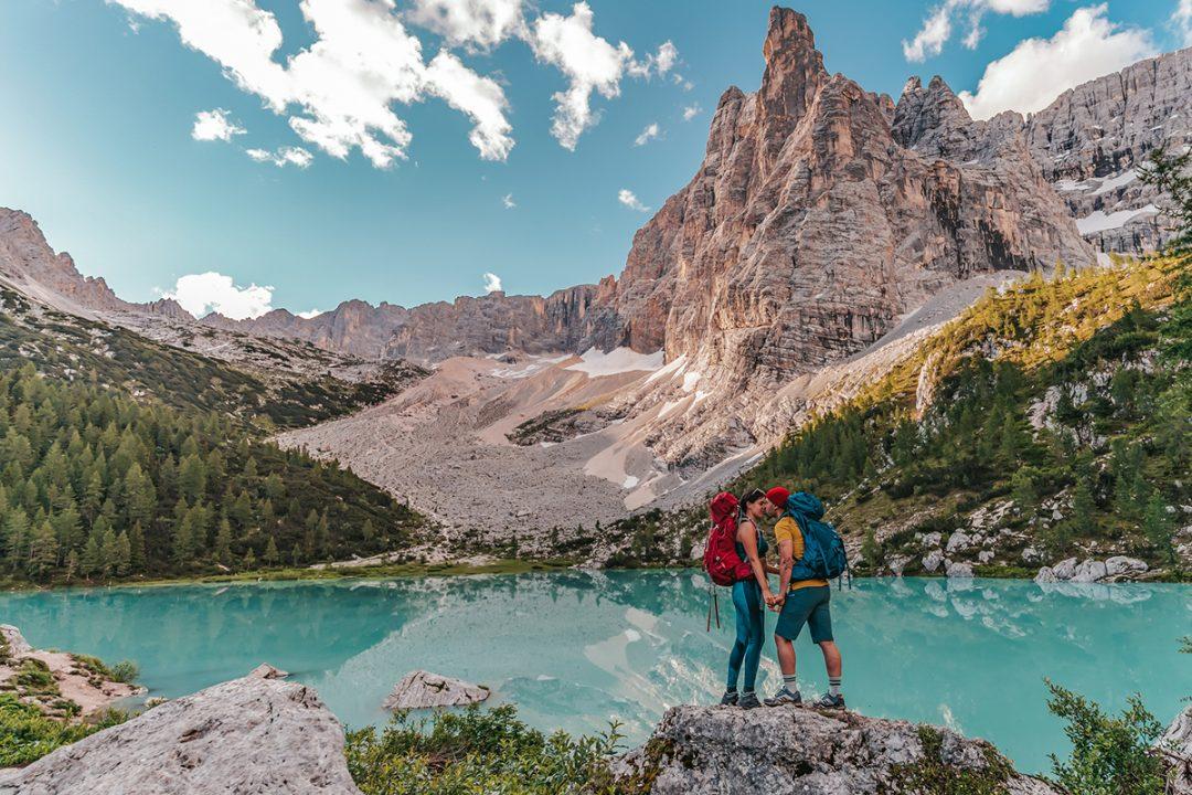 Lago di Sorapis, come raggiungerlo