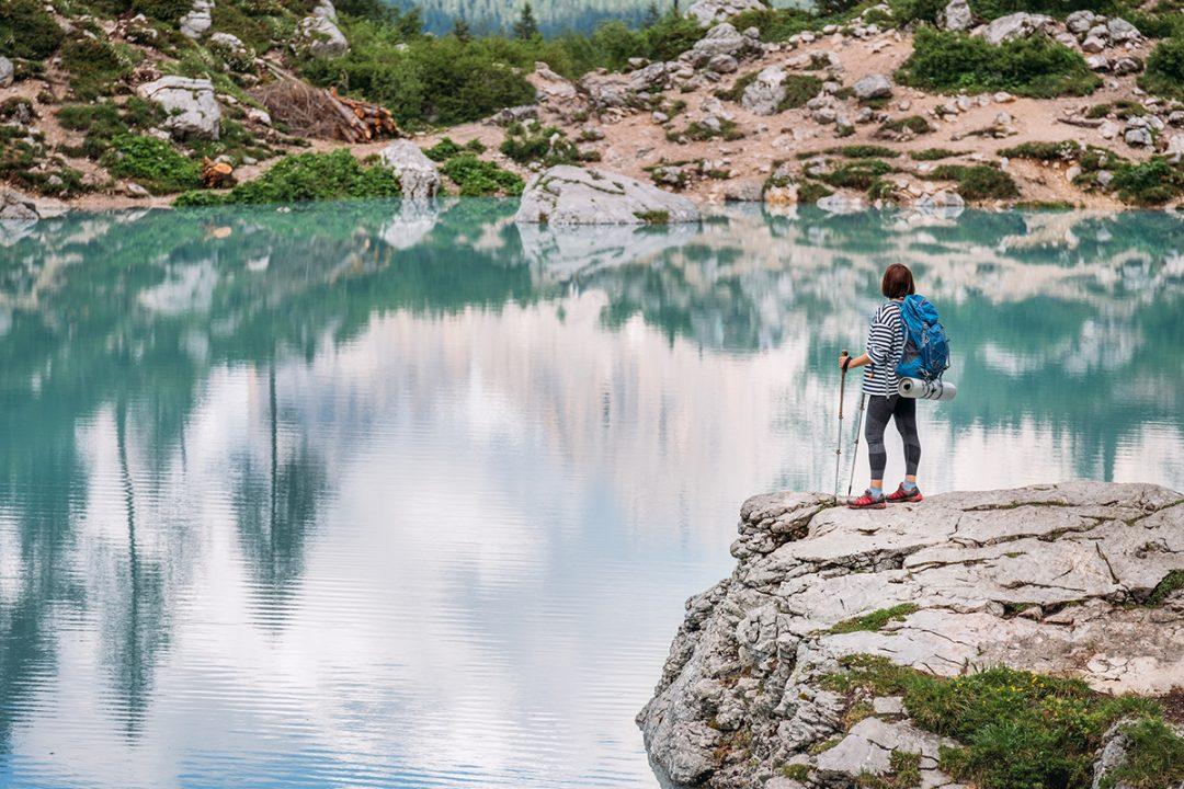 Lago di sorapis, dove si trova